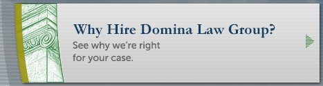 Why Hire Domina Law Group for your Truck Accident Case?